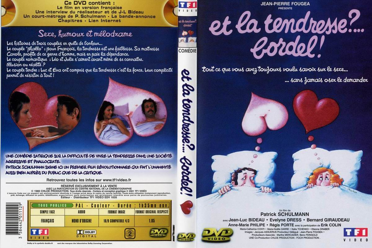 film et la tendresse bordel