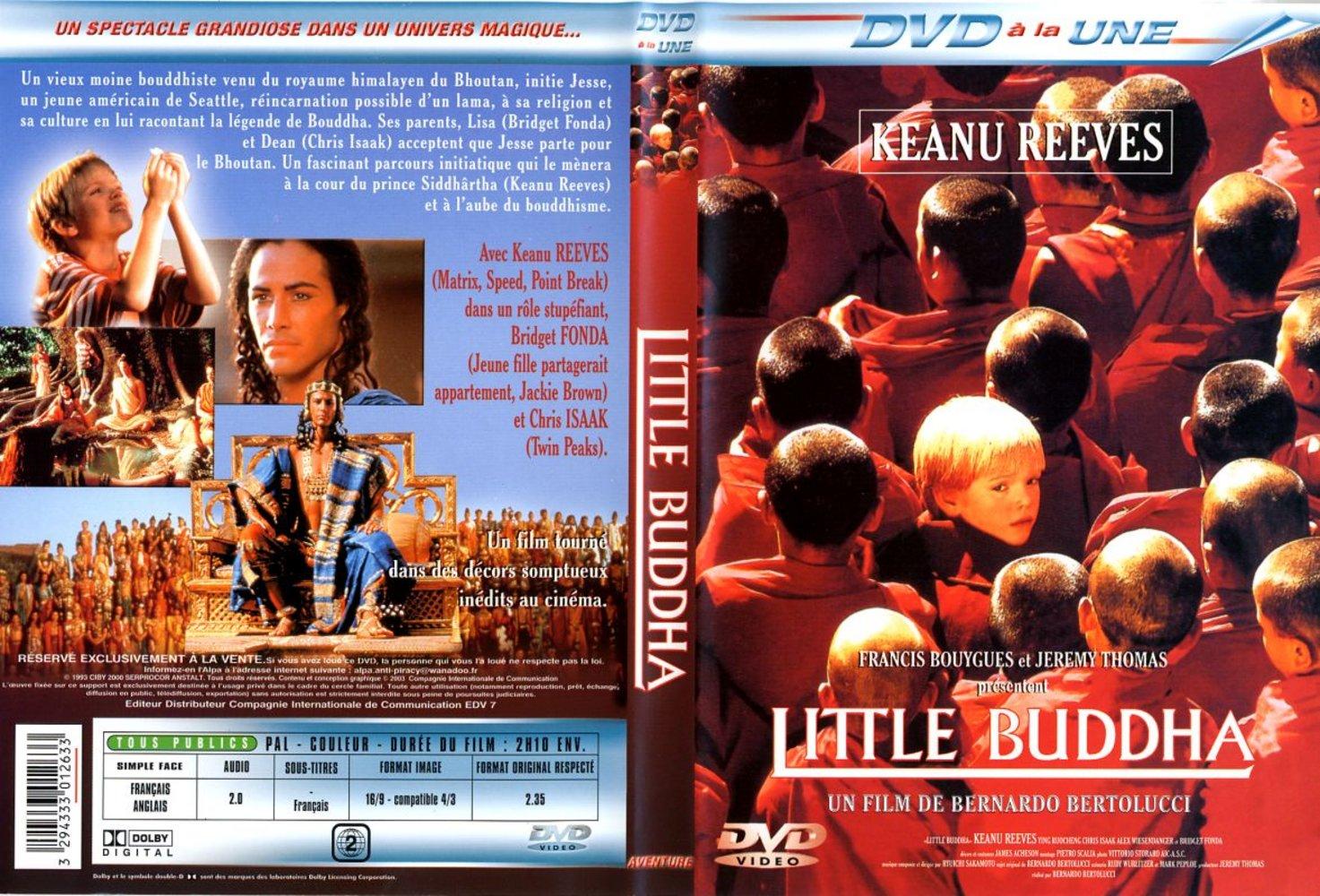 Jaquette DVD Little Buddha