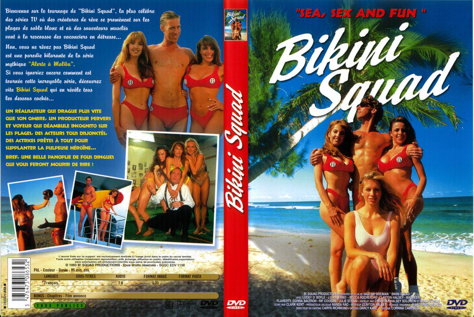 Bikini squad sexy black men