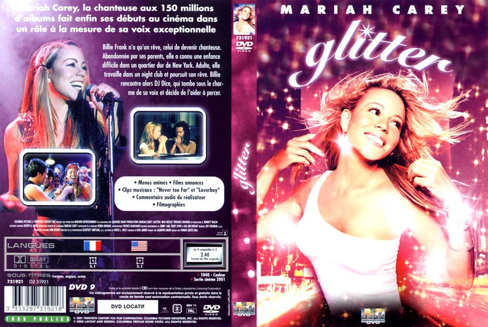 Jaquette DVD Glitter