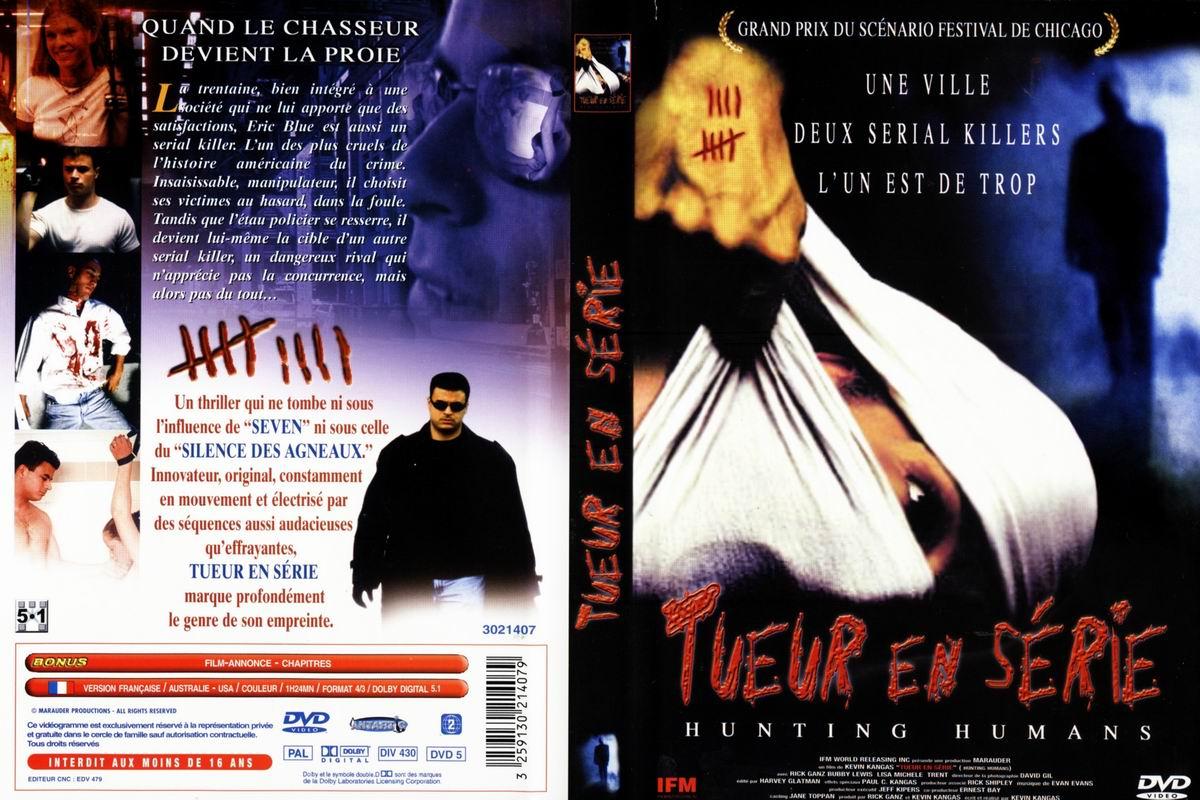 Jaquette DVD Tueur en série